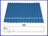 Heißer Verkauf galvanisiertes gewölbtes Dach-Blatt