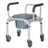 성인을%s 무능하게 한 Commode 휠체어 사소한 의자를 접히는 헬스케어 장치