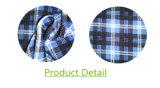 Bambusfaser-Drucken-Tuch mit Streifen-Gitter
