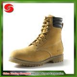 スエードの革Anti-Abrasion通気性の靴の中敷の防水安い砂漠ブート