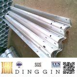직류 전기를 통하는 PVC 색칠 강철 공도 난간 (W 광속)