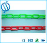 Verkehrssicherheit-Plastikkettenlink-farbige Sperren-Kette