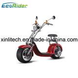 Ökonomischer einfacher elektrischer Harley Roller-elektrischer Roller für Verkauf