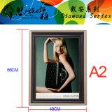 Настраиваемые Алюминиевая рамка для фотографий