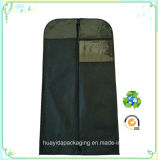 Sacchetto impaccante non tessuto su ordinazione dell'indumento dei vestiti del sacchetto del vestito della stampa di marchio