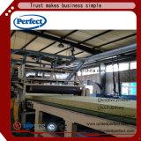 Isolierungs-Mineralwolle-Rollenfelsen-Wolle-Zudecke mit Maschendraht