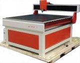 Niedriger Preis-Wasserkühlung-Spindel-hölzerner Ausschnitt CNC-Fräser 1212 mit Dreh auf Verkauf
