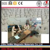 Separador magnético permanente de la red/de la parrilla/de la rejilla para la cerámica, removedor del hierro