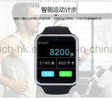 Reloj elegante del deporte de la pantalla táctil de Bluetooth con la cámara y el G-Sensor