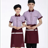 패스트 푸드 Restaurant Workwear /Fast-Food Restaurant Clothes 또는 빠른 Food Restaurant Uniform