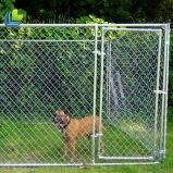 حد [وير فنس] قارب رخيصة من 5 كلب مربى كلاب مع شبكة شوط أقسام