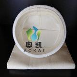 Sacchetti filtro a temperatura elevata di Aramid per il forno da cemento