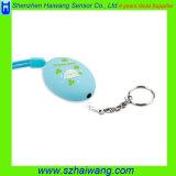 La alarma personal 120dB del color multi con Keychain para la mujer embroma el Hw-3212 envejecido