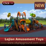 Ce plastique de haute qualité pour les enfants une aire de jeux de plein air (X1511-3)