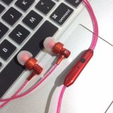 Venda a quente de Orelha 3,5Mm Headpset móvel do fone de ouvido com microfone