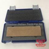 Singolo calibro 0-25um/0-50um/0-100um di Hegman della scanalatura dell'acciaio inossidabile