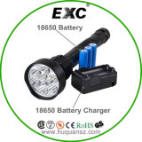 LEDの懐中電燈のための2016年のShenzhenhotの販売李イオン電池3.7V 18650 2000mAh