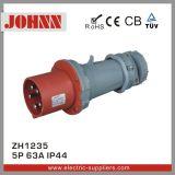 IP44 5p 63A Stecker für industrielles mit Cer-Bescheinigung