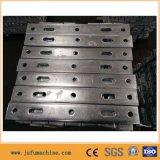 Função de perfuração da estaca da marcação da máquina do ângulo do CNC