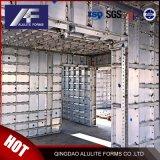 構築のアルミニウム平板の型枠システム