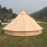 Outdoor Luxury Glamping Durable Cotton Canvas Bell Tent