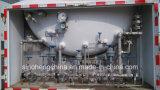 高品質52.6m3 3の車軸トレーラーが付いている低温学の液化天然ガスタンク