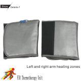 5つの独立した暖房のゾーンの遠い赤外線防寒用の毛布(5Z)