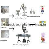 Máquina de rellenar del polvo automático del precio de fábrica