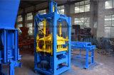 Bloc concret complètement automatique de machine à paver de la couleur Qtf3-20 faisant la machine