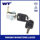 Wangtong 높은 안전 아연 합금 만능 열쇠 얇은 자물쇠