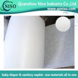 Materie prime Coversheet non tessuto del pannolino con lo SGS (HY-011)