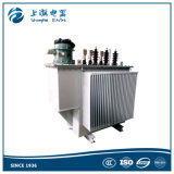 11kv 33kv Transformator van de 5000kVA de Olie Ondergedompelde Macht