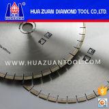 Sierra de hoja de diamante de 300 mm para mármol suave