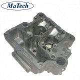 Custom Die-Casting impulsor de alumínio de alta qualidade para peças metálicas do veículo