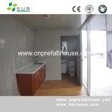 Het Huis van de module, Geprefabriceerd huis, het PrefabHuis van de Container