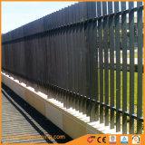 都市建物の機密保護の鋼鉄フラットバーのRedfernの塀