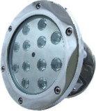 Hochwertige Unterwasserlichter 12W des Edelstahl-316L# IP68 LED