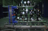 Heat Recovery를 위한 격판덮개 Heat Exchanger Unit 또는 System