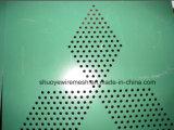 Maglia perforata del metallo di Galvaized di alta qualità per la maglia decorativa