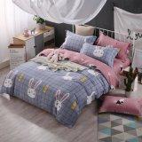 중국제 도매 제조 만화 면 깃털 이불 덮개 침대 시트