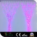 Parte de las luces cortina LED decoración