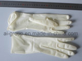 Jetables gants chirurgicaux en latex non poudrés avec la FDA a approuvé
