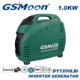 gerador pequeno do inversor da gasolina silenciosa da potência de 1.0kVA 4-Stroke