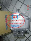 새로운 본래 Komatsu 불도저 펌프 705-11-40010 (D85ESS-2/D70LE-12/D60-12/D65-12) Hyd 기어 펌프 예비 품목