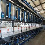 32의 시트 자동적인 암소 젖을 짜는 객실 기계 시스템 전자 측정