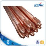 Kupferne Masse Rod Rod für Erdung-System