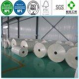 Las materias primas para la fabricación de vaso de papel