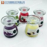 Velas de vidro do frasco de Tealight do supermercado