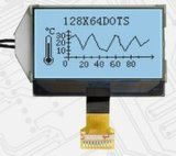 Indicador do LCD para componentes eletrônicos