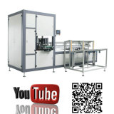 Máquina de estaca grande automática cheia do rolo do papel higiénico do diâmetro